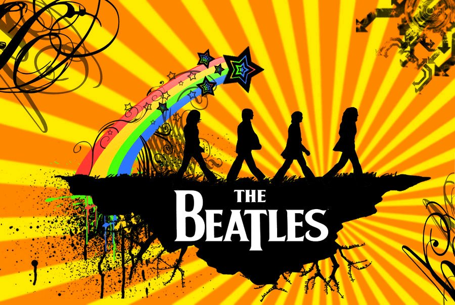 The Beatles 'Here Comes The Sun' (A3)