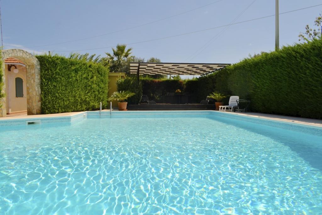 Villa del Sole with Pool