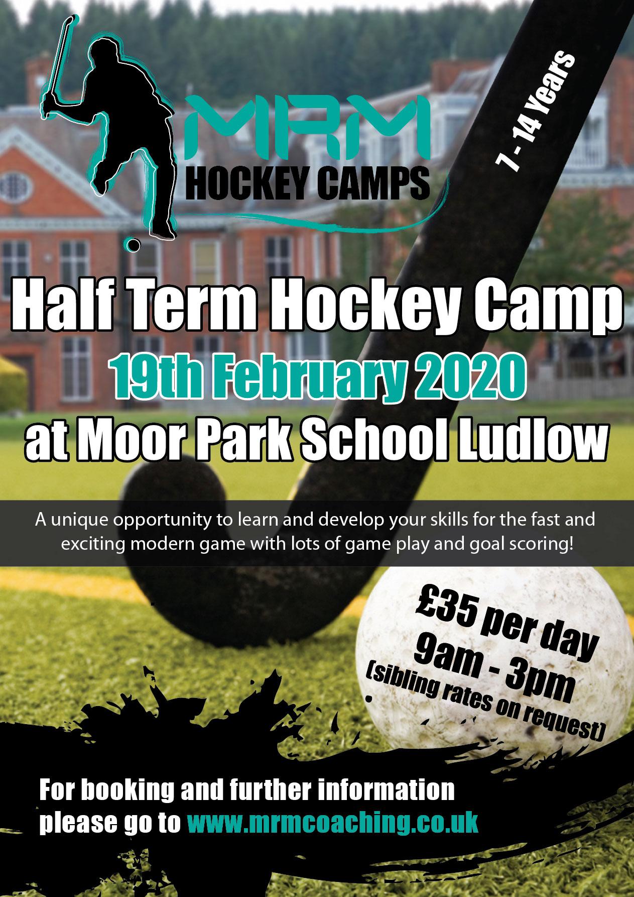 Moor Park Ludlow (19th February)
