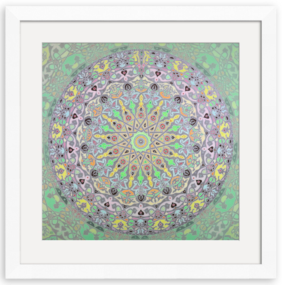 The Moonstar Mandala