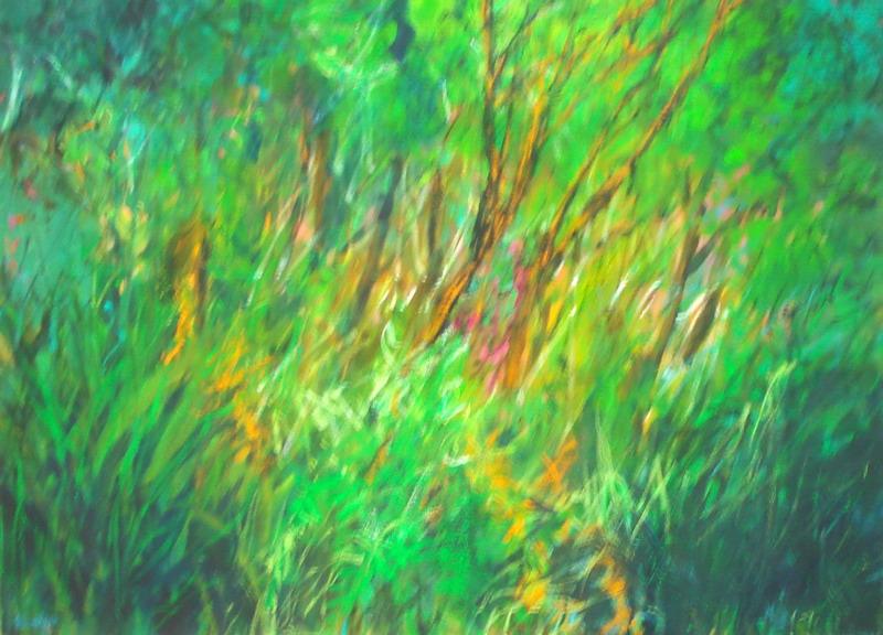 Tropemwaldlichtung