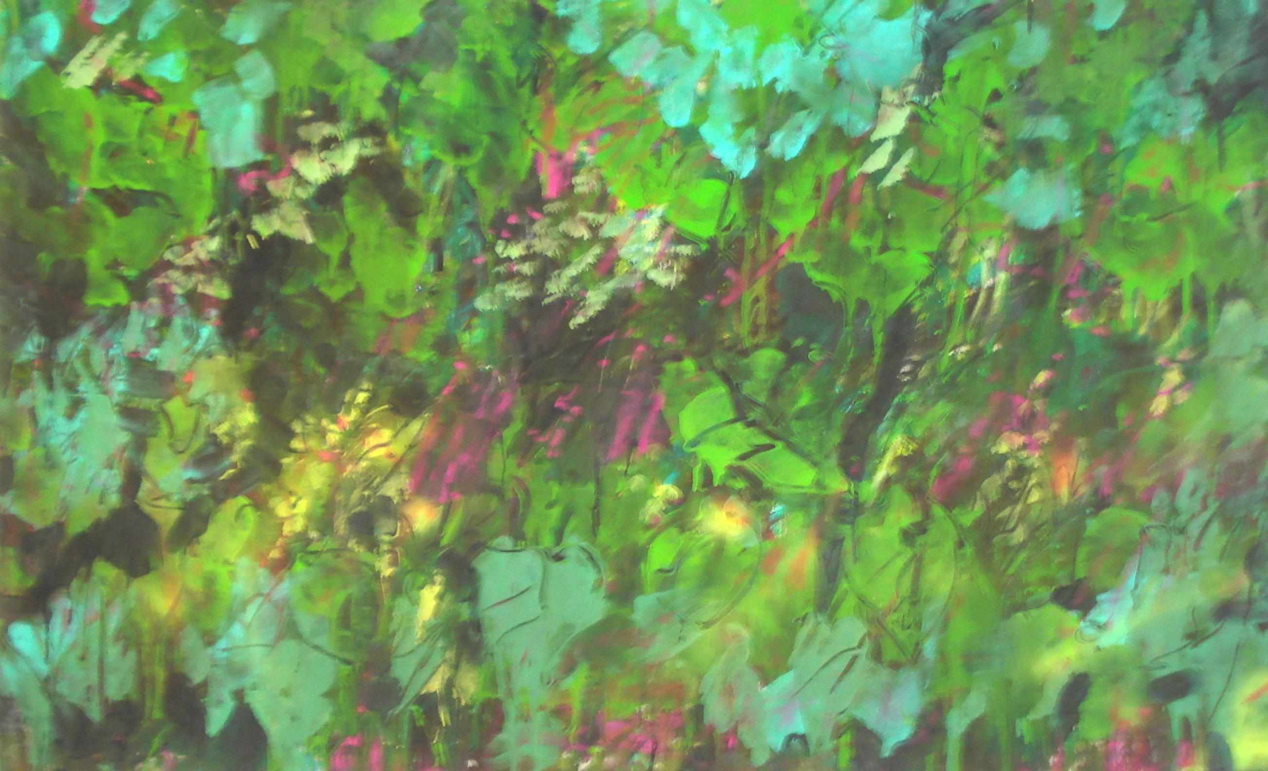 Regenwaldvegetation
