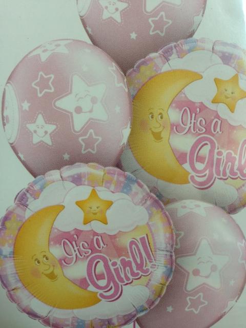 It's a Girl <3