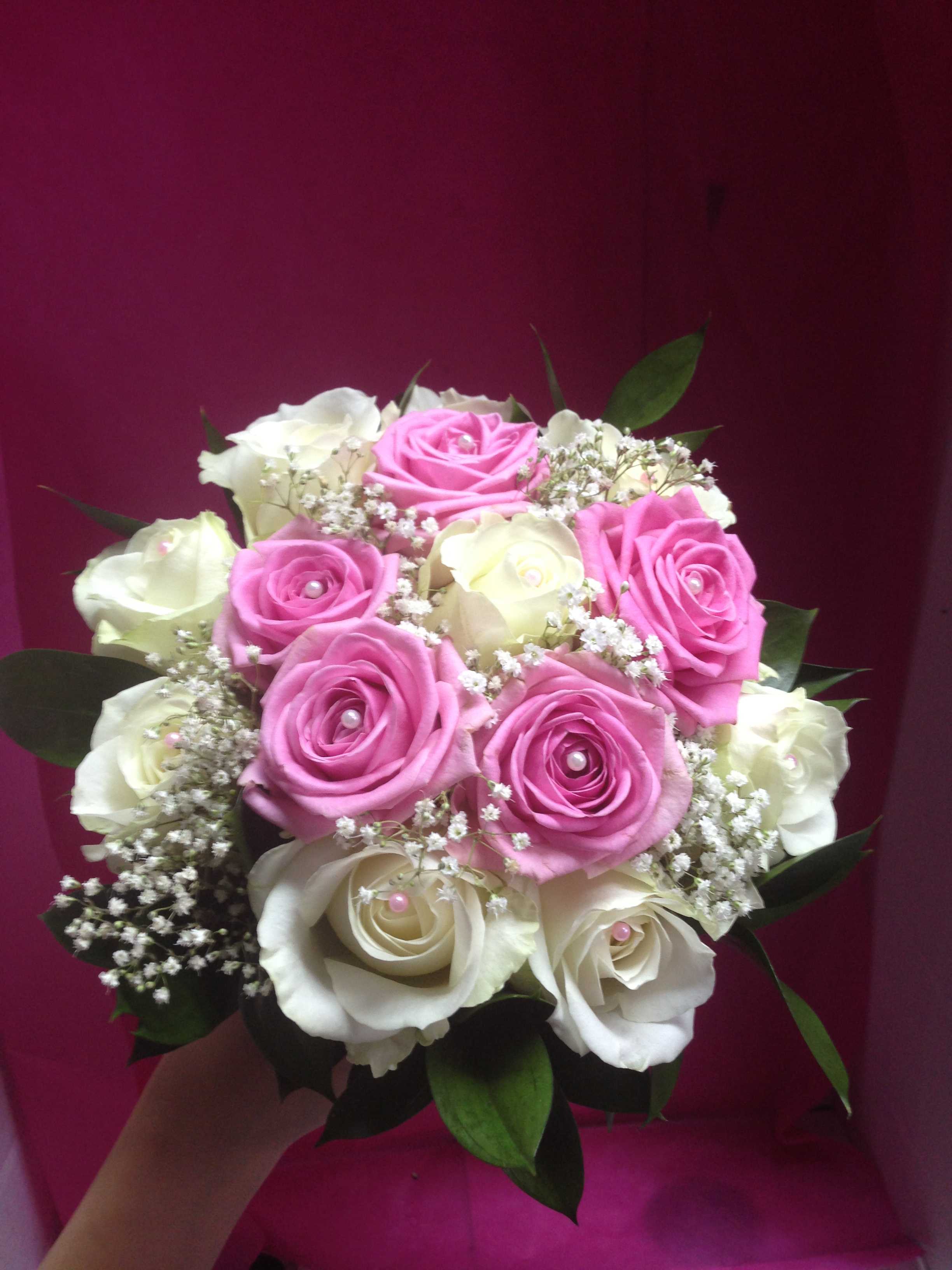 Cute Bride Bouquet