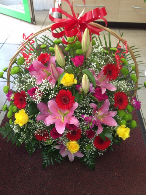 Lily-Rose Basket