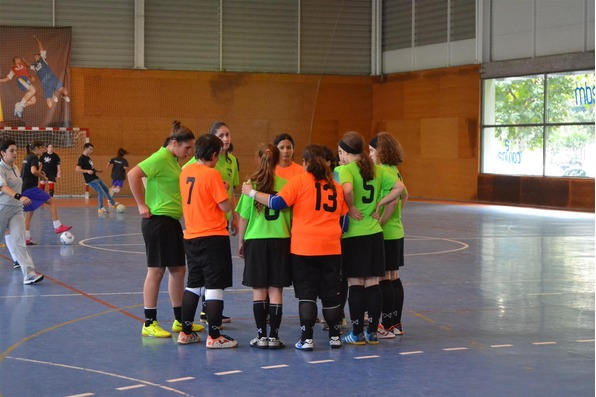 Ártabras Fene Fútbol Sala Feminino Espartanas
