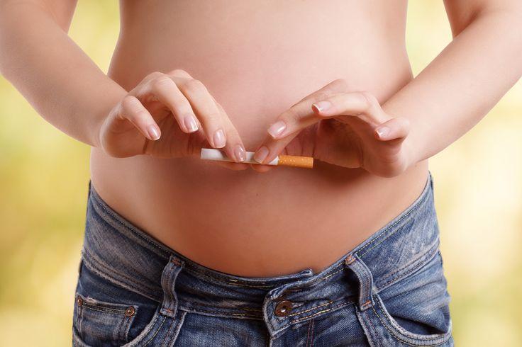 dejar de fumar durante el embarazo