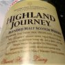 Whisky vom Highland