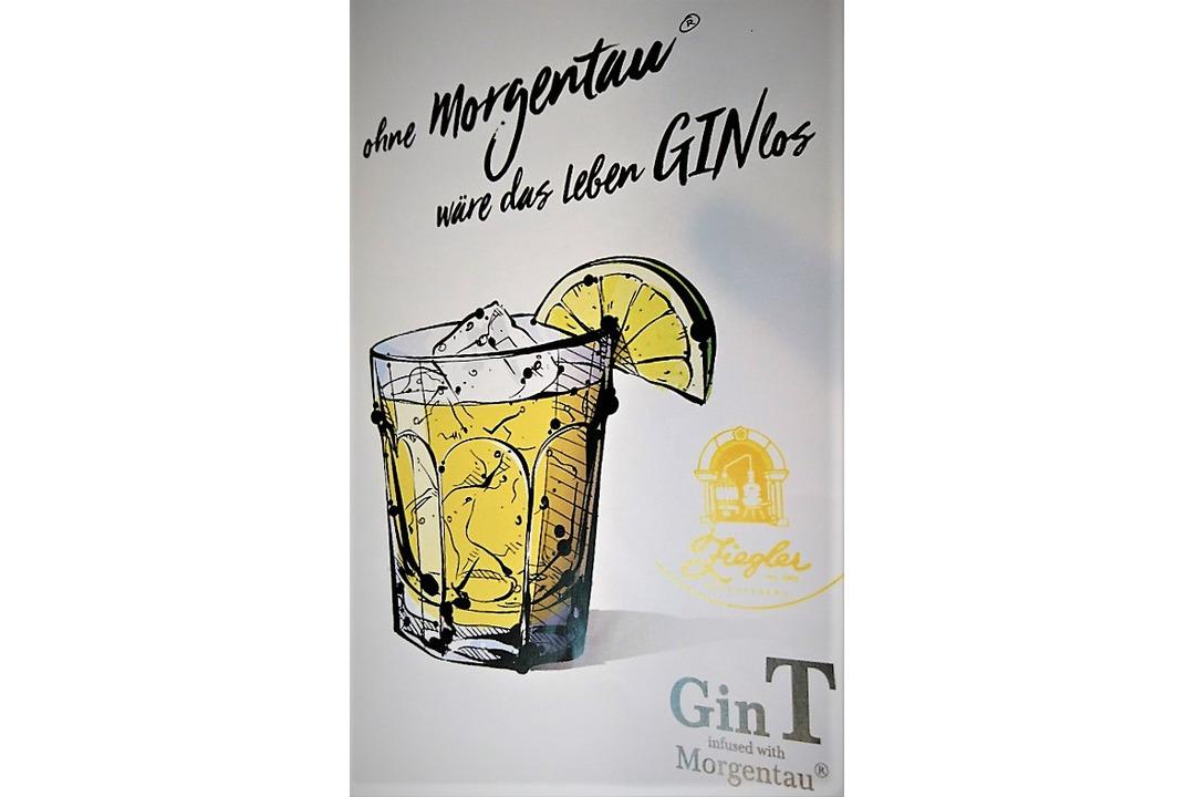 Tee und Gin