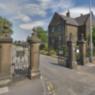 Droylsden Cemetery Entrance