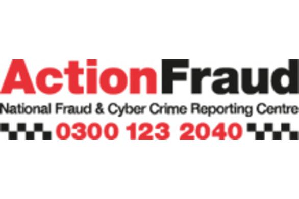 Report fraud online