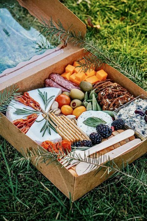 Wedding Grazing Tables - amazing displays of food