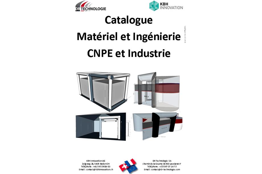 extrait du catalogue CNPE - Industrie