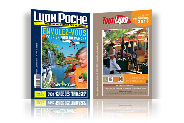 Guides Lyon Poche
