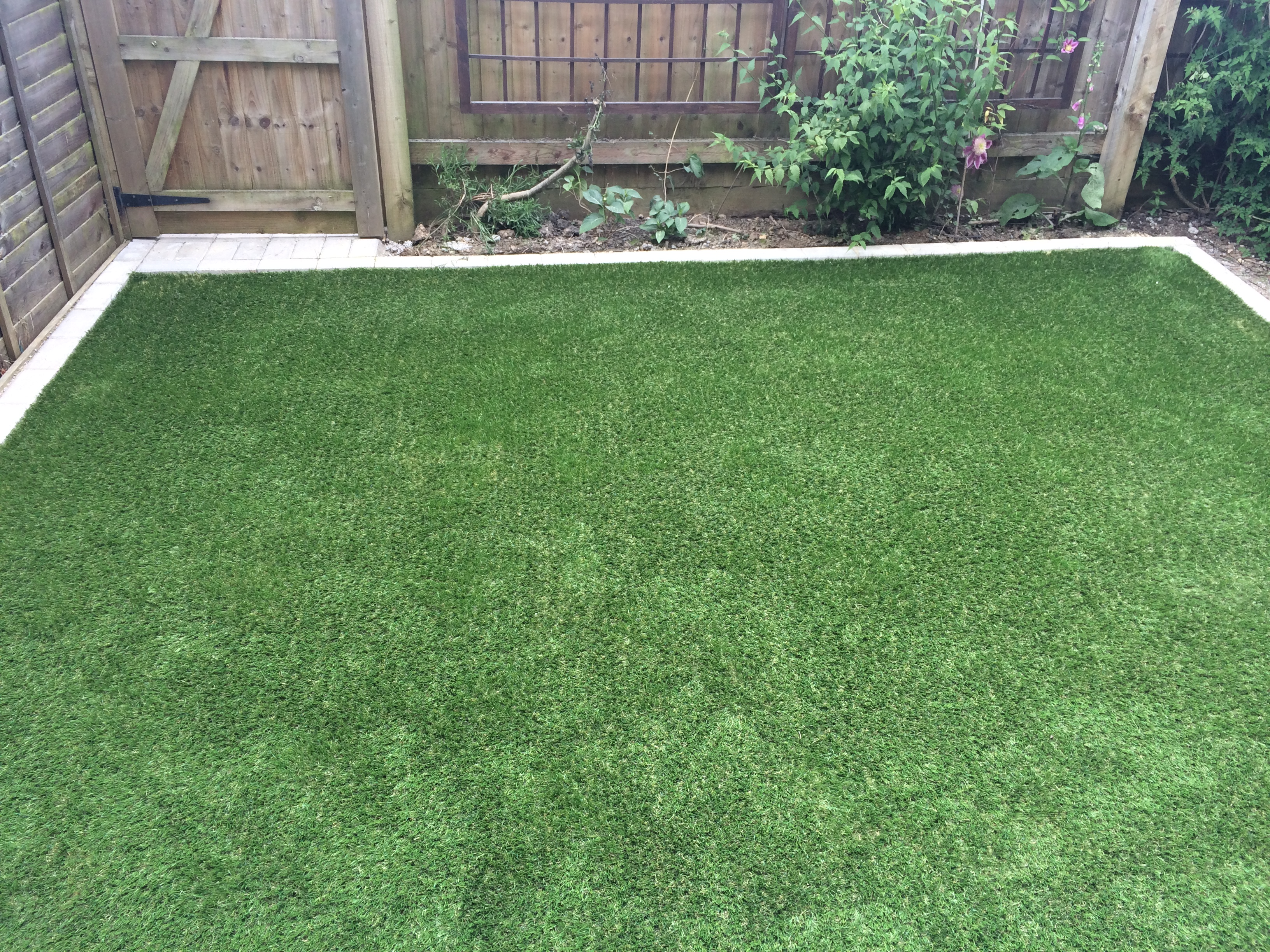 Artificial Grass Install Plymouth