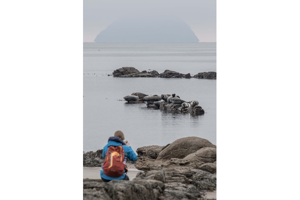 photography course, isle of arran,scotland