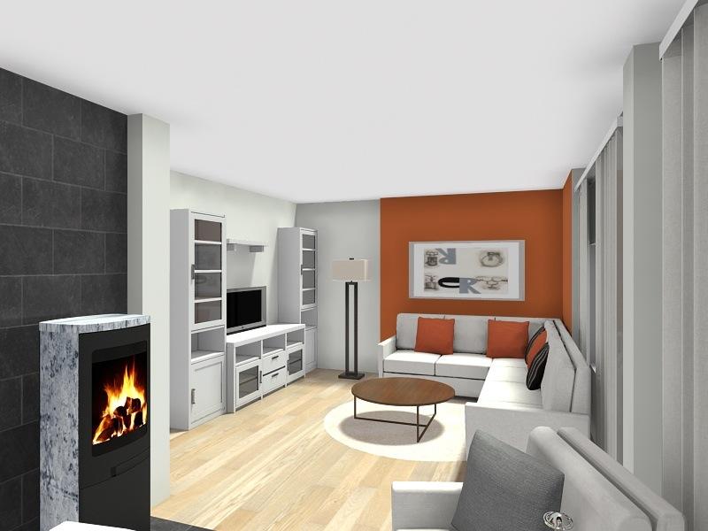 Einrichtungsberatung Perspektive Wohnzimmer