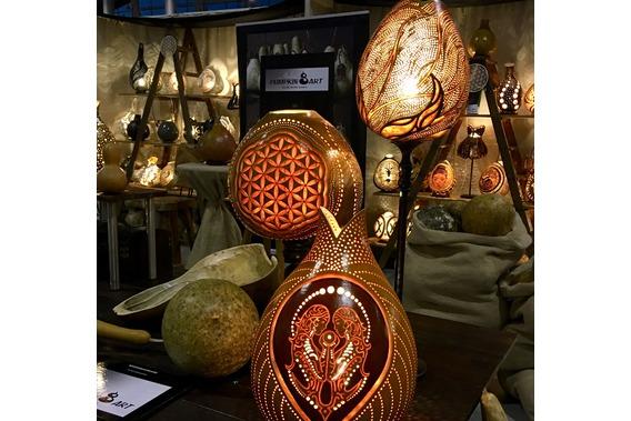 Landesmesse Stuttgart Atelier Pumpkin Art