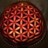Kalebassenlampe Atelier-Pumpkin-Art