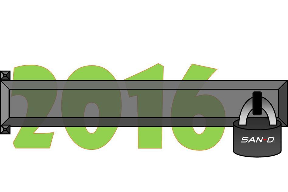 2016 abgeschlossen