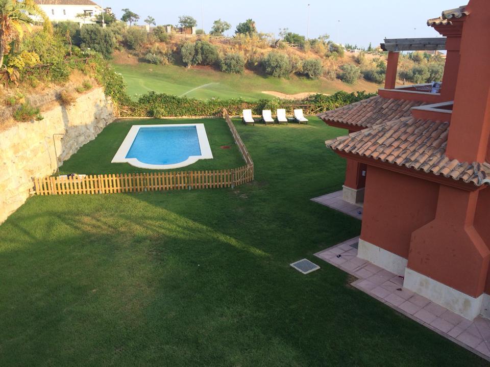 piscina marbella