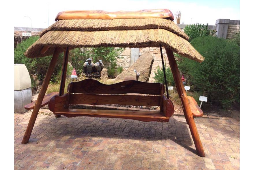 Balancín de junco africano