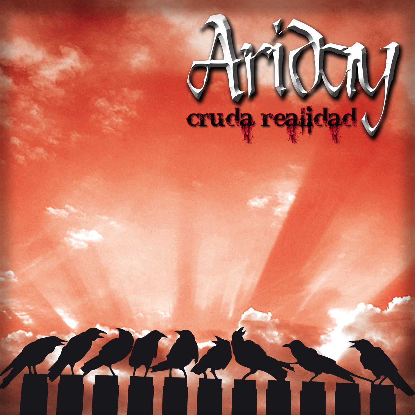 """CD """"Cruda realidad"""""""