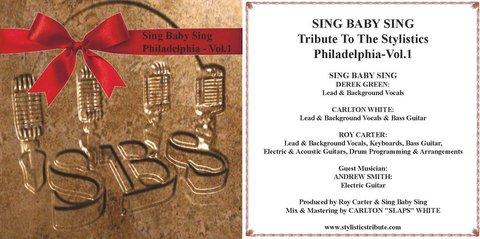 Sing Baby Sing Philadelphia VOL1