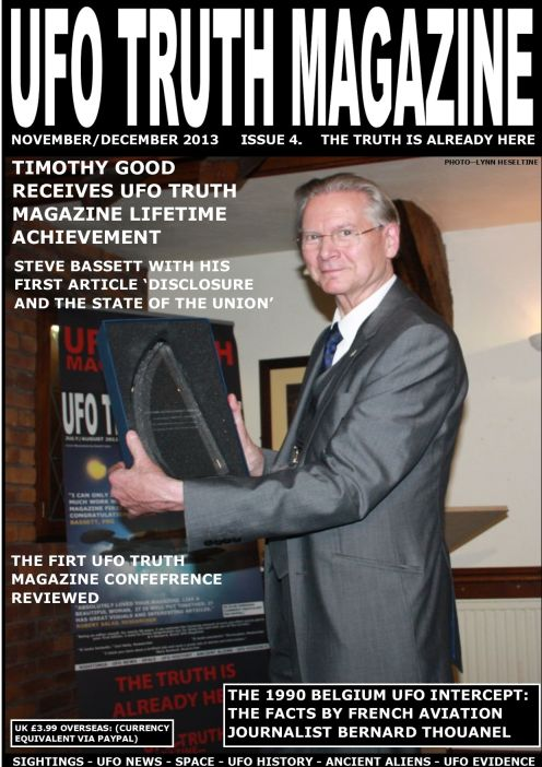 UFO TRUTH MAGAZINE ISSUE 4
