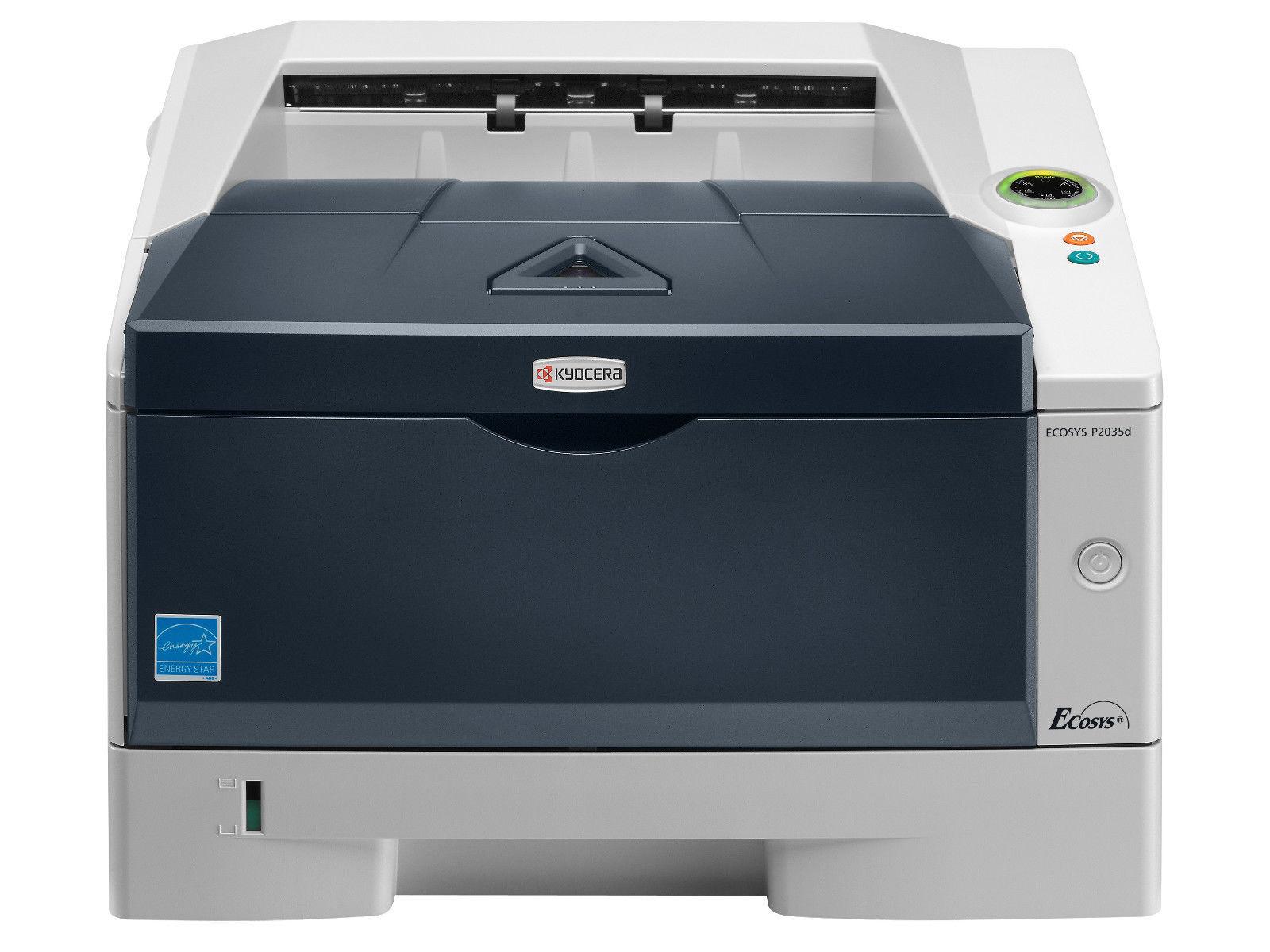 Kyocera P-2035d S/W monochrom Duplex Laserdrucker