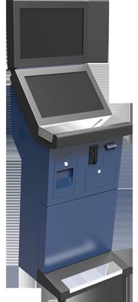 Terminal Dual Screen