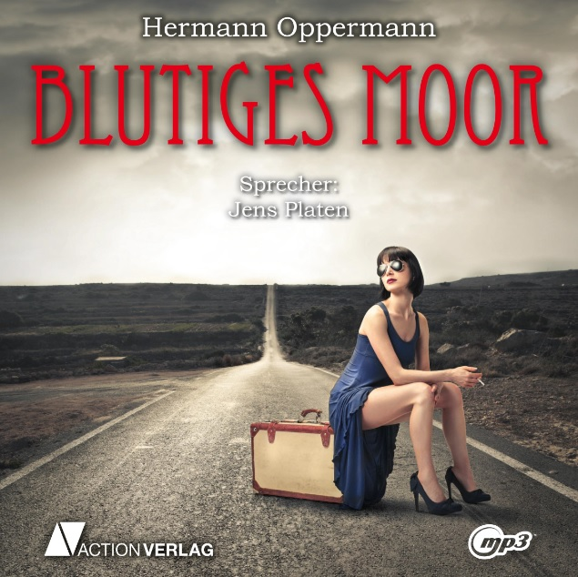 Blutiges Moor (mp3-CD, 4 Stunden 37 Minuten)