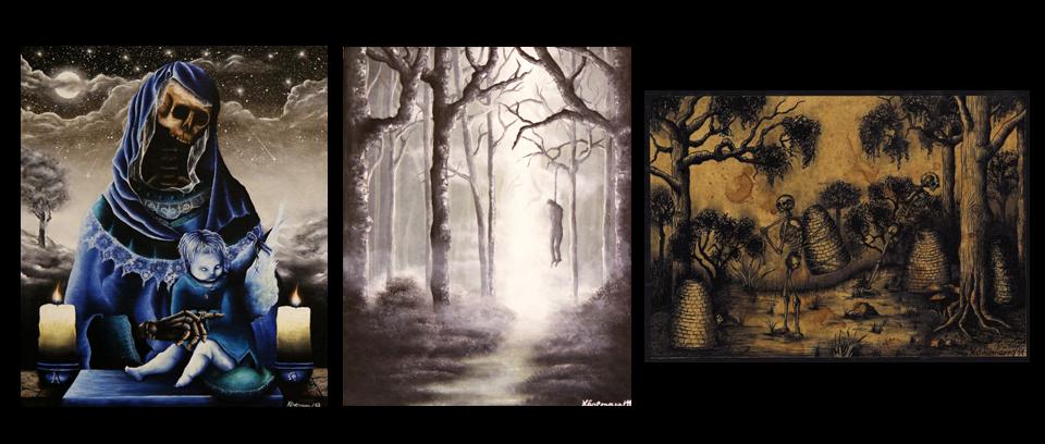 Postcards (Three Items)