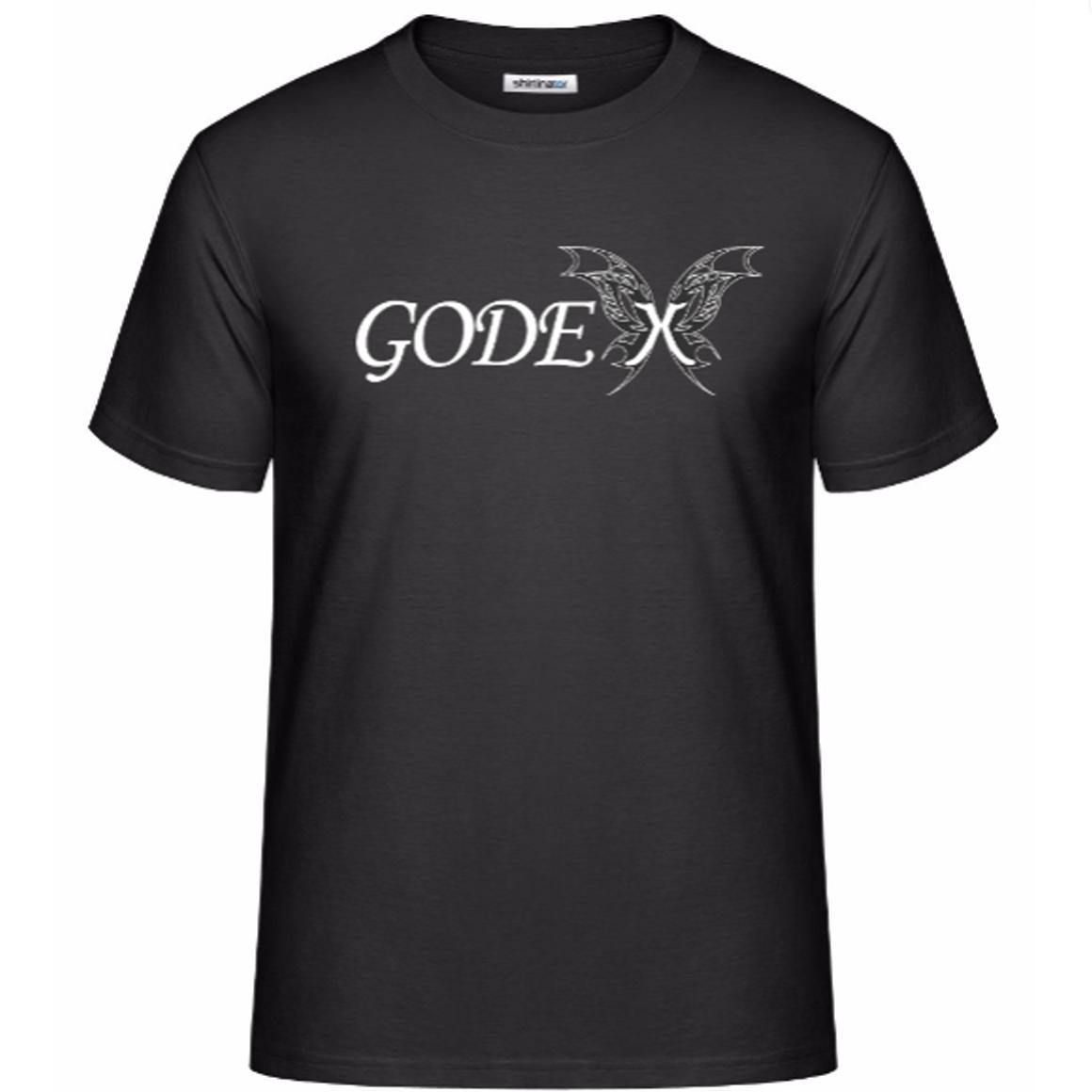 "Men T-Shirt ""GODEX Logo"", Größe XXL"