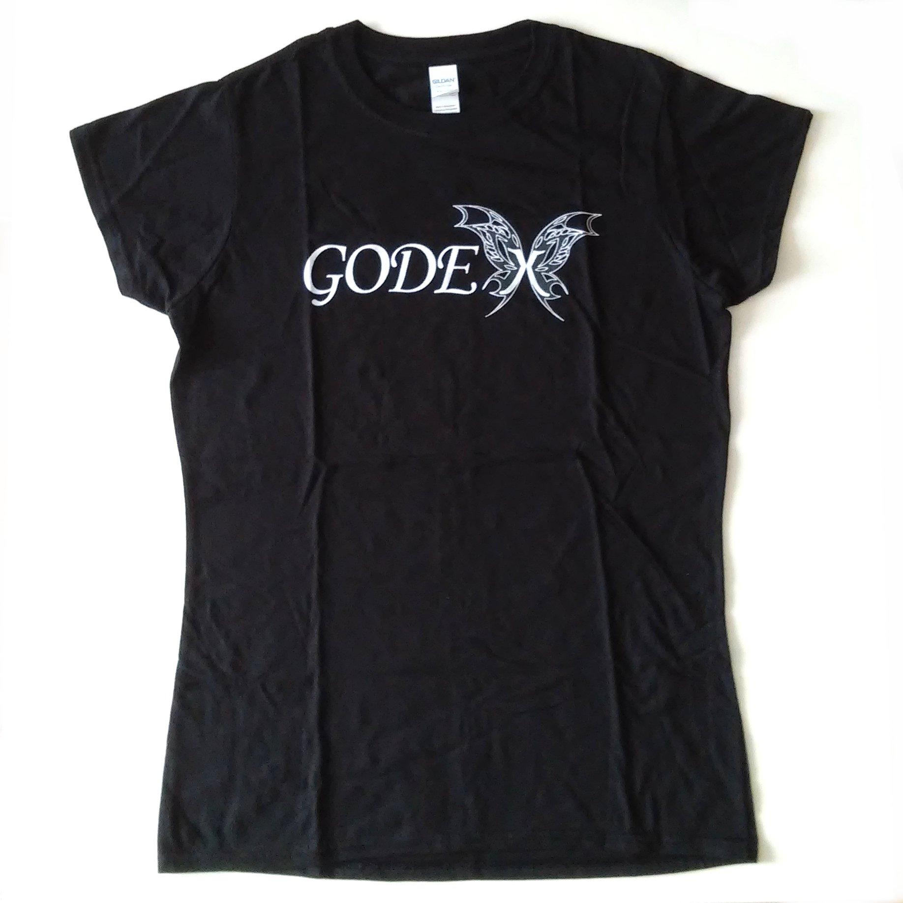 "Ladies T-Shirt ""GODEX Logo"", Größe L"