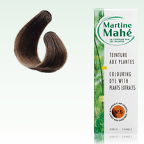 Martine Mahé nº6 Light Ash Brown, without ppd! 125 ml (approx. 4.23 fl oz), 2-3 applications.
