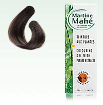 Martine Mahé nº4 Natural Medium, Dark, without ppd! 125 ml (approx. 4.23 fl oz), 2-3 applications