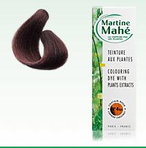 Martine Mahé nº4 bis, Auburn, without ppd! 125 ml (approx. 4.23 fl oz), 2-3 applications.