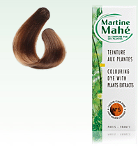 Maritne Mahé nº5, Light Golden Brown, without ppd! 125 ml (approx. 4.23 fl oz), 2-3 applications