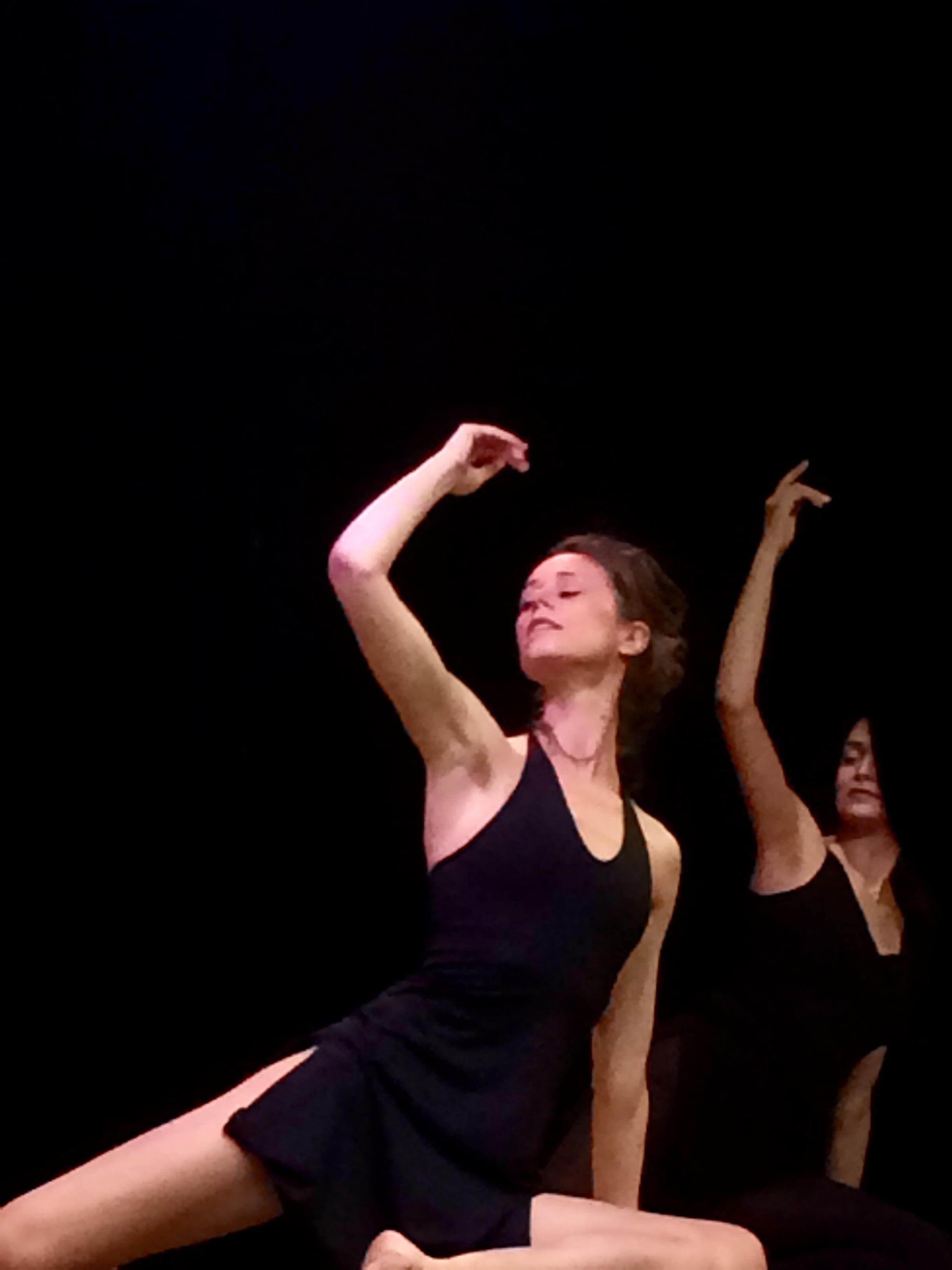 Stage du 23 & 24 /03/19 Barre au Sol Chorégraphique© Bruxelles