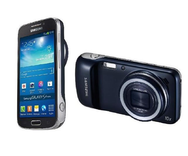 SAMSUNG Galaxy S4 zoom - noir - Photophone