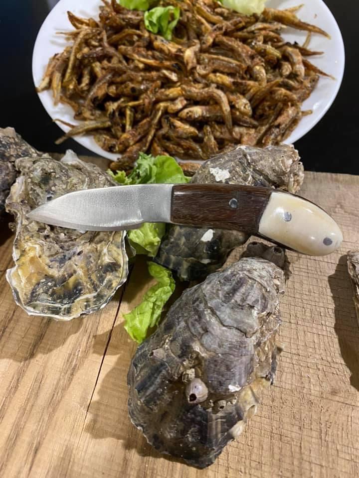 Couteau à huîtres Réf C 1120/27