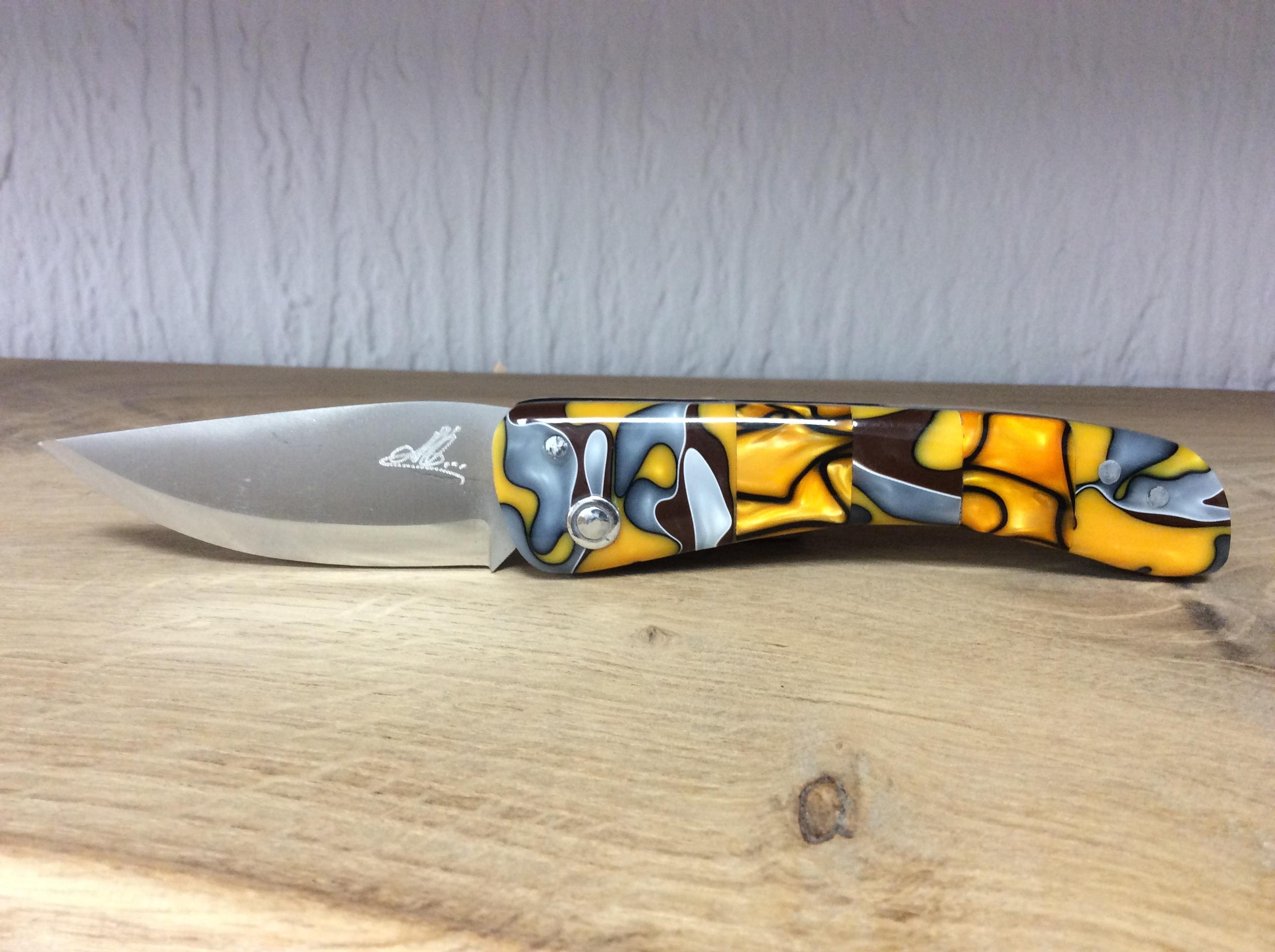 Couteau Pliant Ref P 0219/25