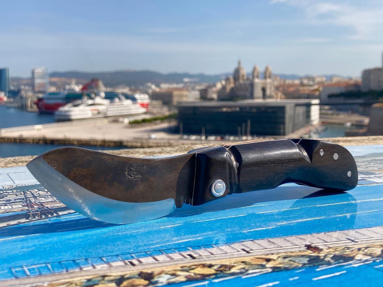 Couteau Piémontais Ref Pi 0920/16