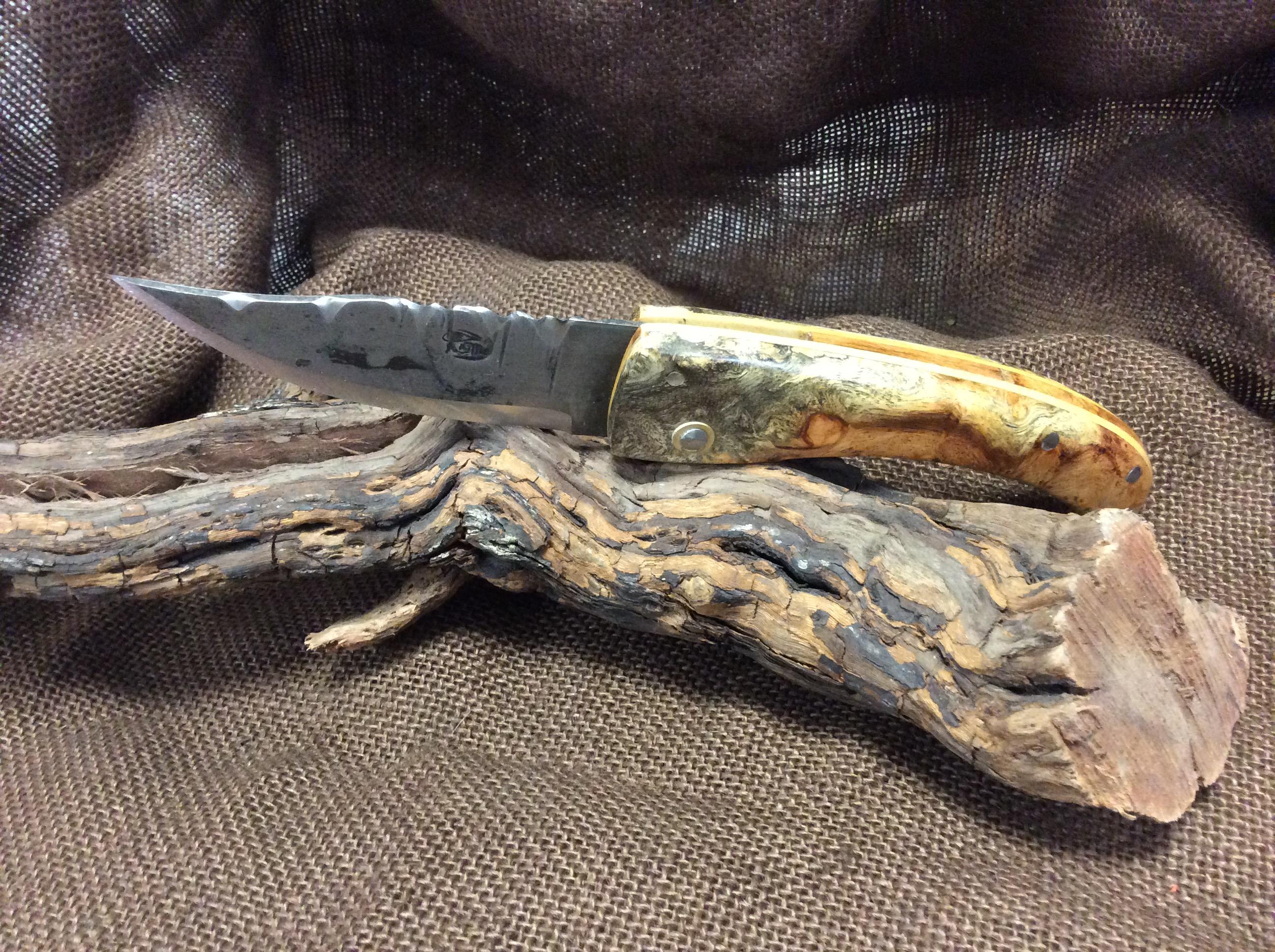 Couteau Pliant Ref P 0819/21