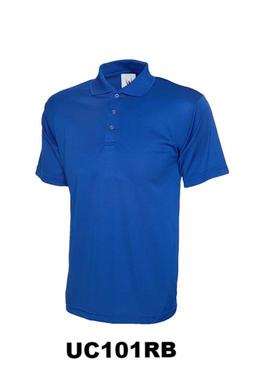 Printed Uneek Polo Shirts - ref. UC101-P