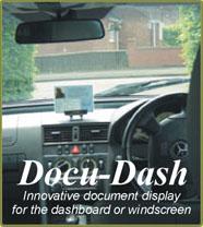 MOGO DocuDash - note. Prices includes Postage - Ref. DOCUDASH