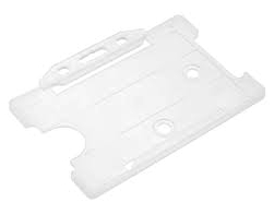 Clear ID Rigid Badge Holders - Ref. RBH