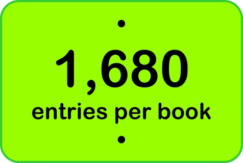 TAXI / Private Hire Office Bookings Record - ref. OB1-T&PH