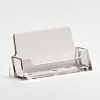 Freestanding, Landscape, Acrylic BUSINESS CARD HOLDER, - Ref: BC93